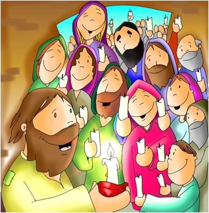 7. Rogar a Dios por vivos y difuntos