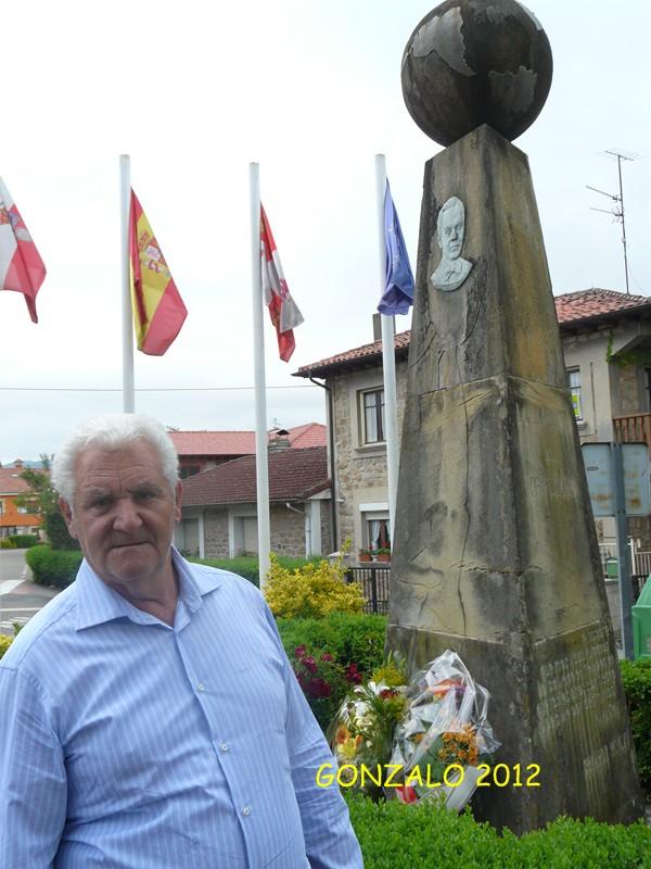 Ramon Lombilla  Presidente Honorifico