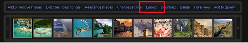 Blogger Yayın İçinde Resim Galeri