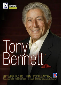 Tony Bennett Live in Manila