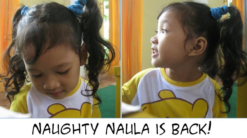 Naughty Naula is Back!