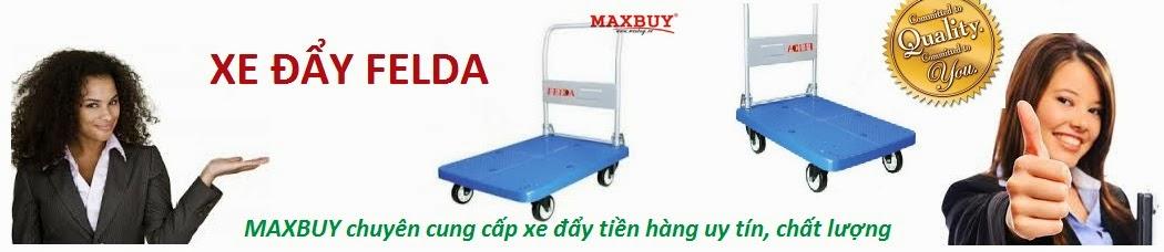 XE ĐẨY HÀNG FELDA