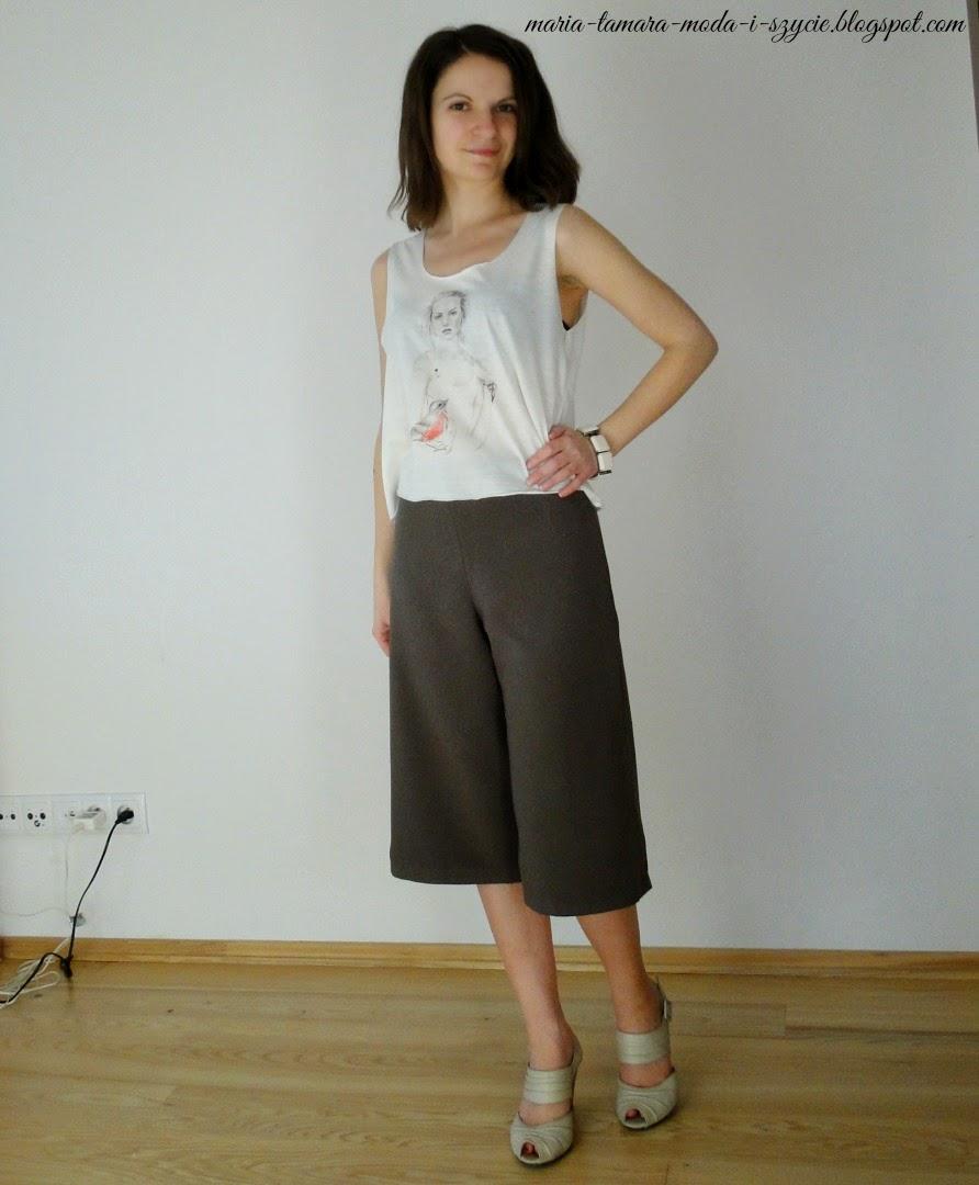 spodnie damskie na lato