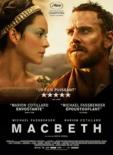 Macbeth Ambição e Guerra (2015) Blu-Ray 720p Legendado / Legendas pt-BR