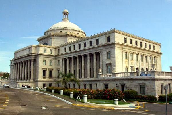 El Viejo San Juan - Puerto Rico