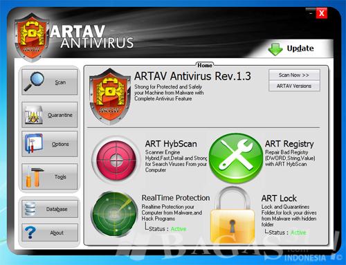 Artav Antivirus 2011 Rev.1.3 2