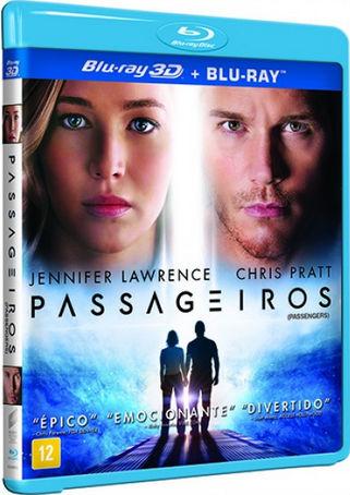 Filme Poster Passageiros