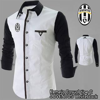 Kemeja Bola Juventus