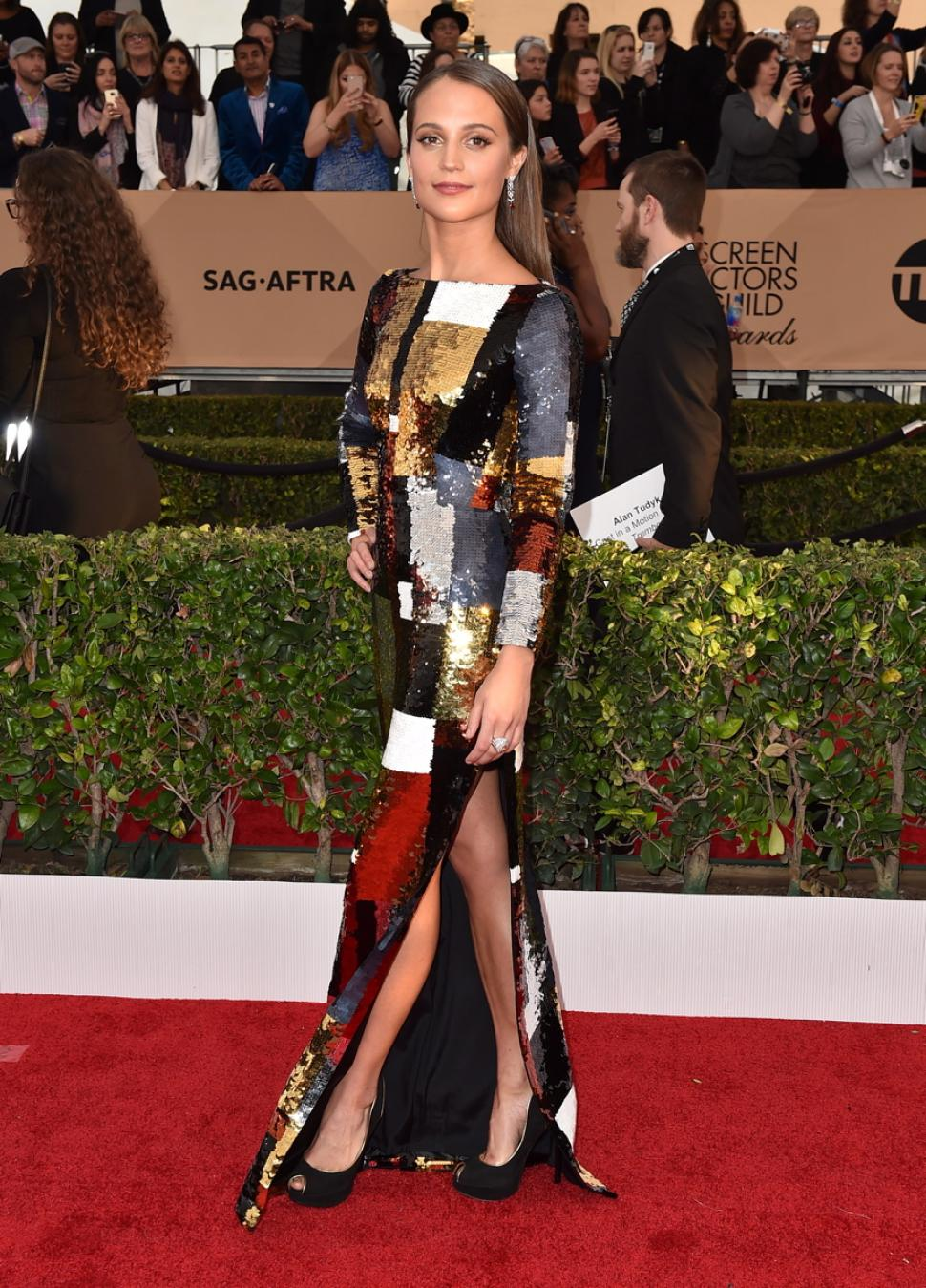 2016: SAG Awards Red Carpet's Best Dressed