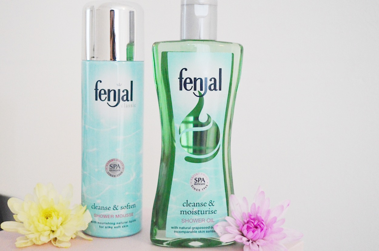 Fenjal skincare review, beauty bloggers, FashionFake