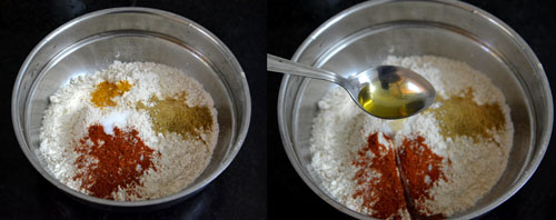 how to make methi thepla