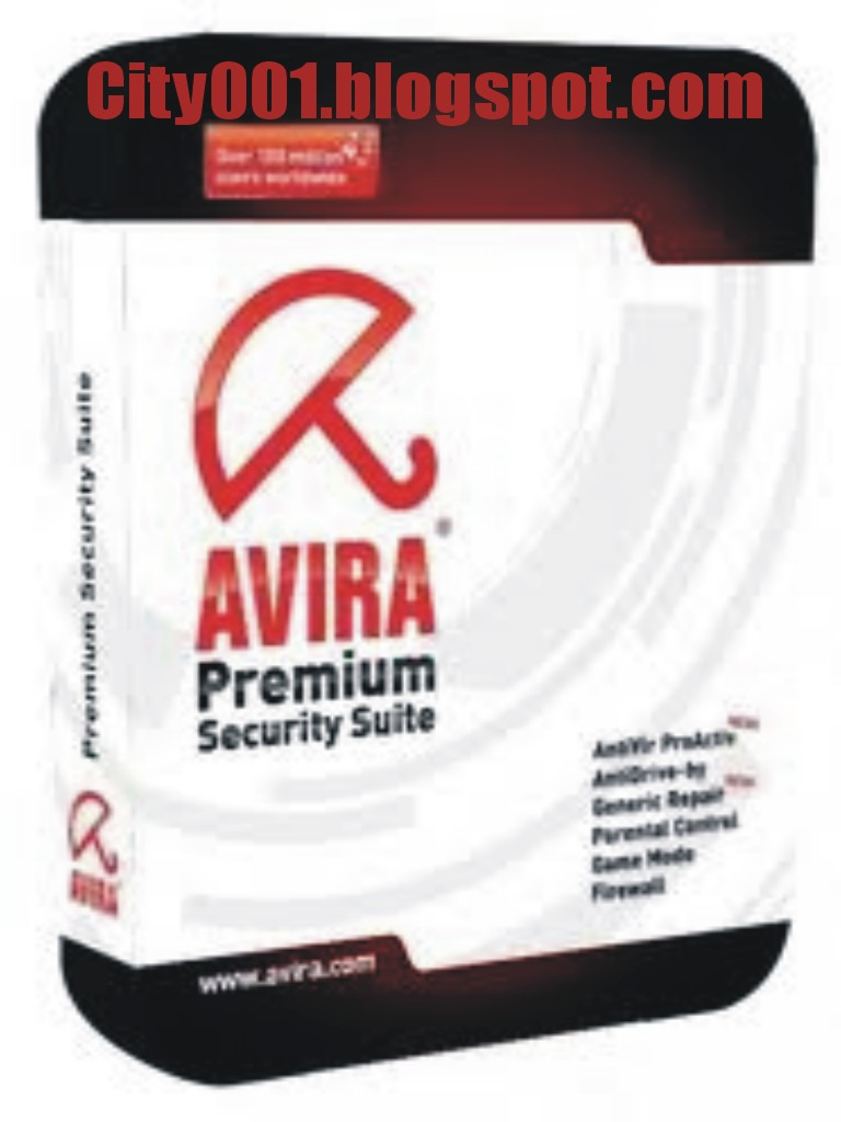 Avira Premium Security Suite: All round protection for you and your