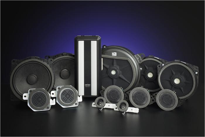 Lexus presenta el Mark Levinson Sound System