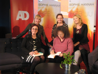 Meet & Greet Sophie Hannah