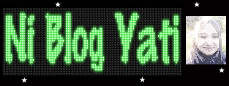 Ni Blog Yati