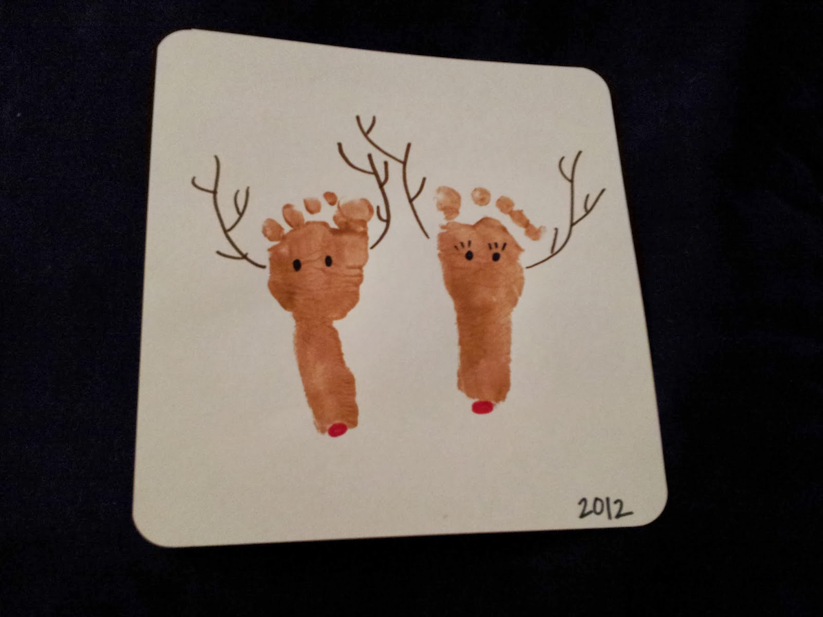Simple Suburbia Christmas Arts & Crafts for Toddlers