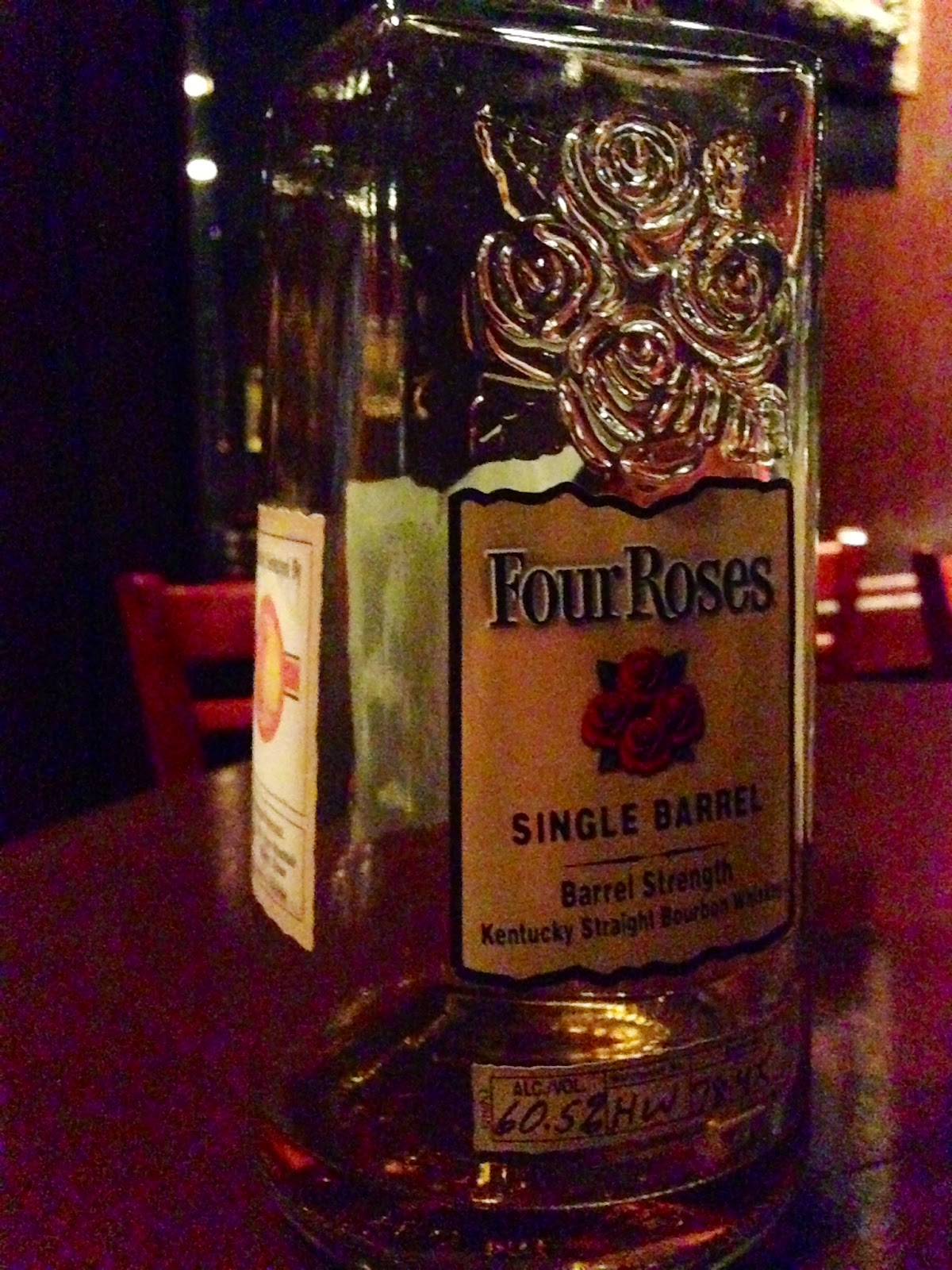 Four Roses Bin-Q Single Barrel