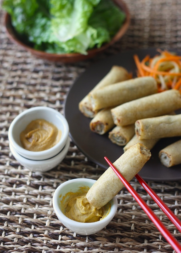 Chinese Hot Mustard Dipping Sauce by SeasonWithSpice.com