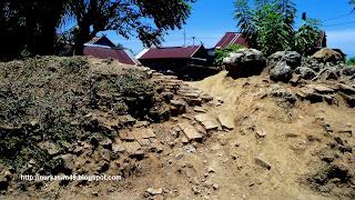 Situs Benteng Tallo, yang dibangun Karaeng Loe ri Sero, Raja Tallo Pertama (1460-1490)