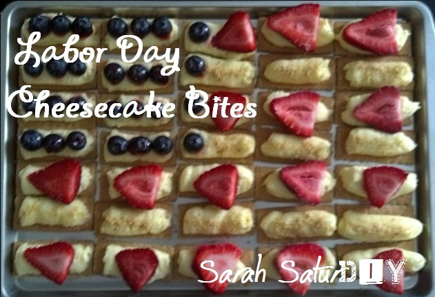 Labor Day Dessert Featuring some Favorites by YOU!
