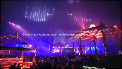 Dubái destino para eventos