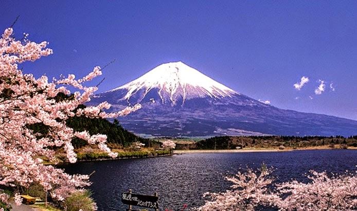Relief negara Jepang