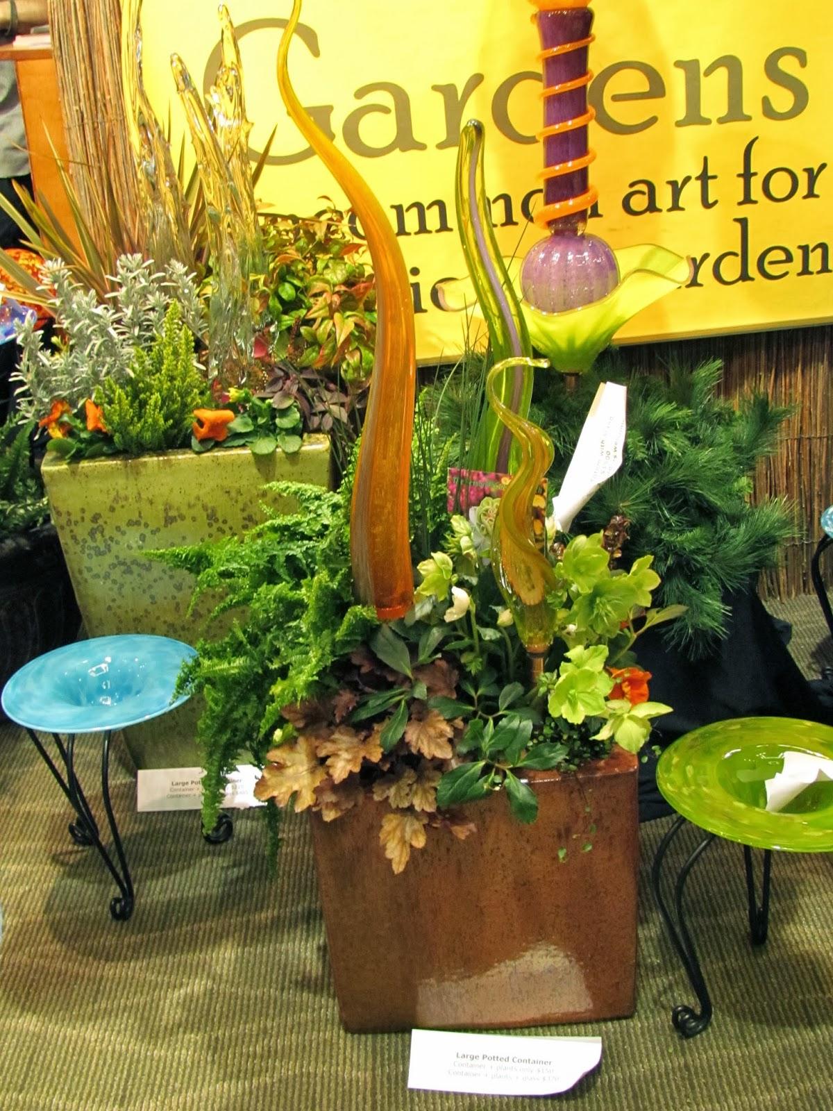 Bwisegardening around the garden world day 37 seattle wa - Northwest flower and garden show ...