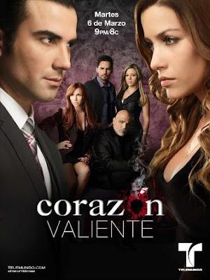 Corazón Valiente capitulo 186 lunes 3 de diciembre del 2012 ()