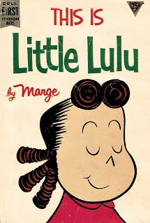 Lulu band name origins - Little Lulu cartoon