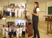 Araçatuba-SP / Treinamento: CCIH, Segurança do trabalho e Meio ambiente