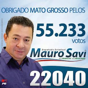 """""""DEPUTADO ESTADUAL POR MT MAURO SAVI"""