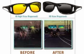 HD Vision Night Vision Glasses