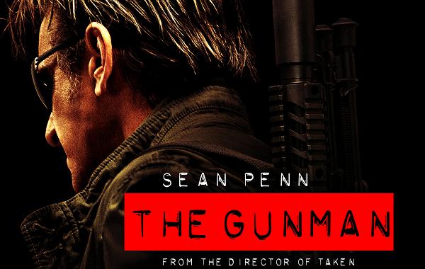 Film The Gunman 2015