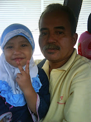 abah with ati!!!