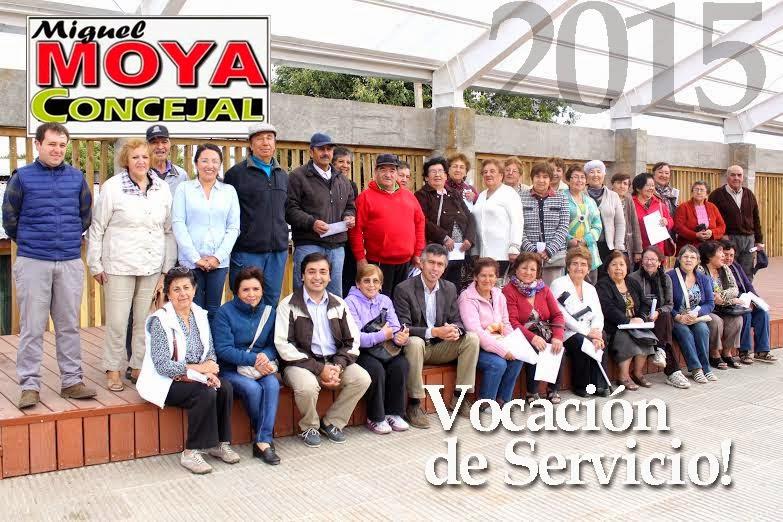Vocación de Servicio...!