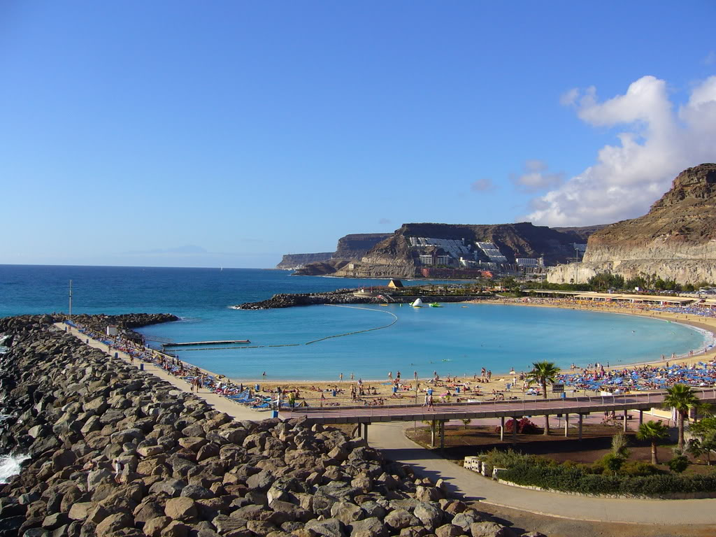 Gran Canaria Spain  city photo : Gran Canaria island – Great Island of Dogs Spain