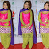Latest Patiala Salwar in Pink