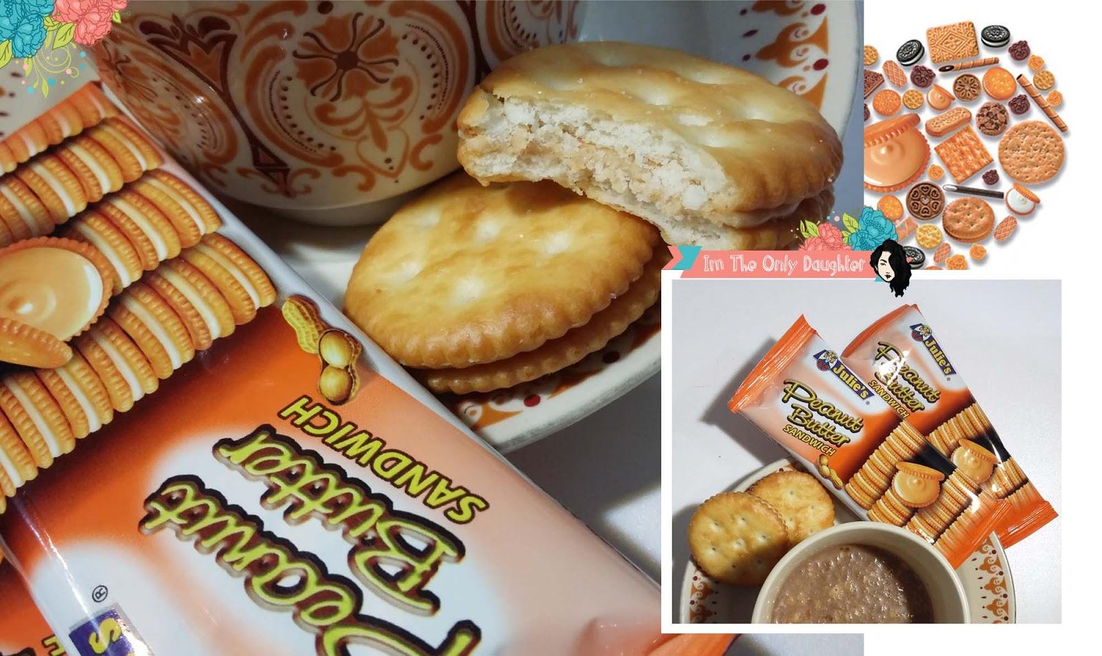 Im Addicted To Julies Biscuit Ahhhh Ini ENAKKK