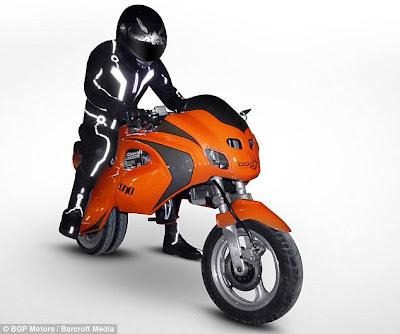 摩托車小摺