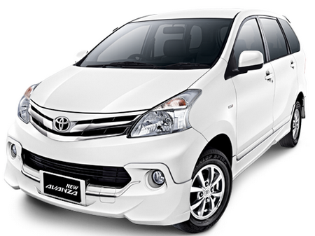Toyota All New Avanza White