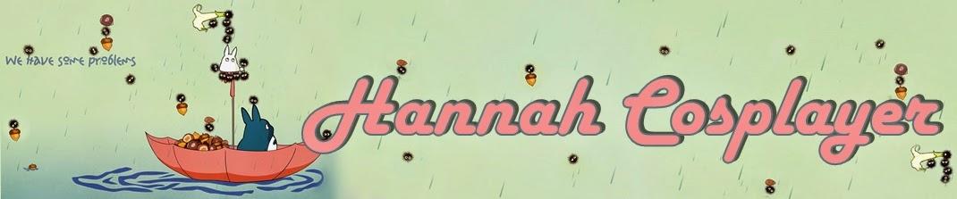 Hannah Cosplayer
