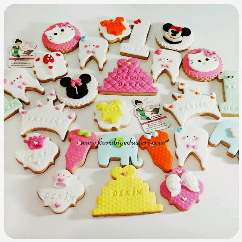 1 yaş kurabiyeleri