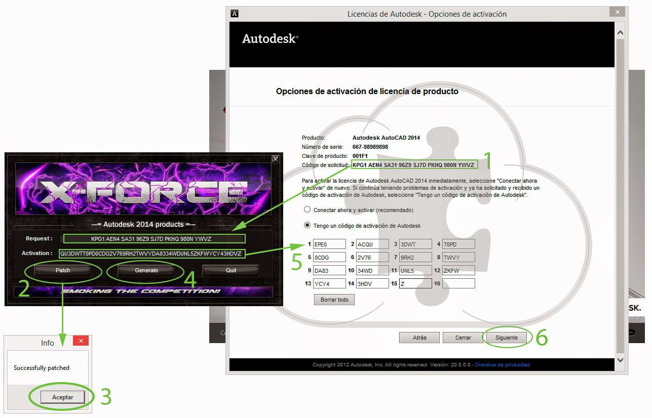 x force keygen autocad 2015
