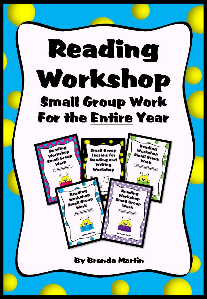 reading and writing workshop Watch teacher angela bunyi show the various components that make a reading and writing workshop come together in a series of workshop videos.