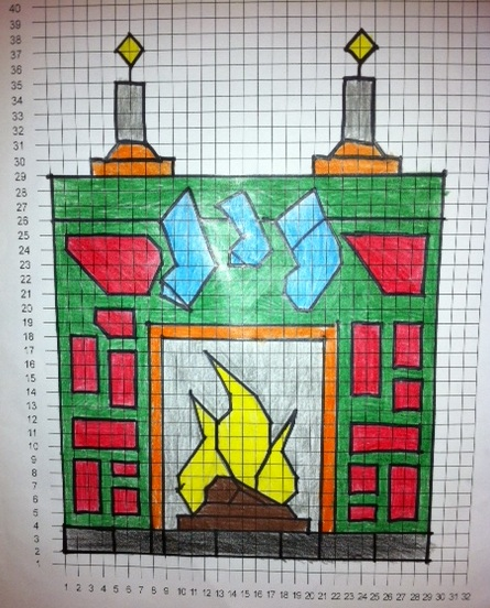 A Teacher\'s Bag of Tricks: Christmas Math Graphing