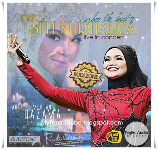 Dato' Siti Nurhaliza Live In Concert - Full Konsert
