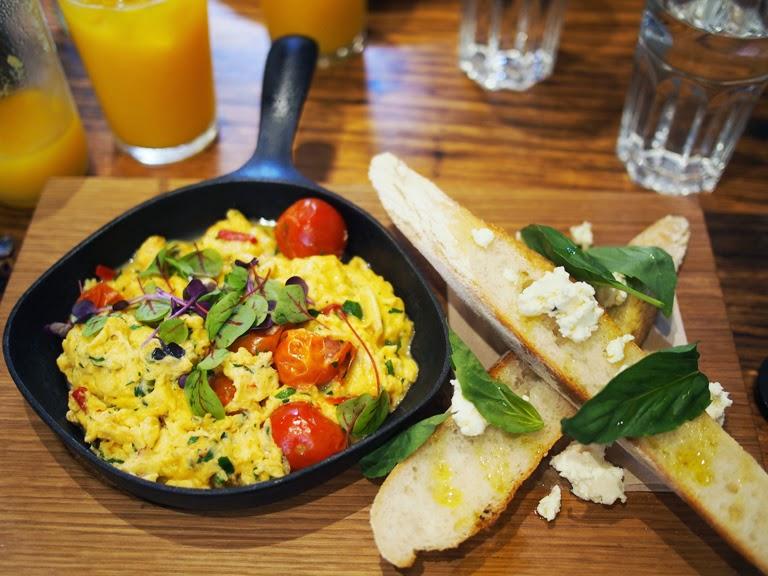 journeyman breakfast