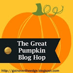 I'm on The Great Pumpkin Blog Hop