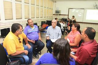 ALAGOAS: Professores participam de formação para Olimpíada de Língua Portuguesa