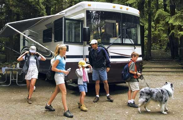 RVing with Fido